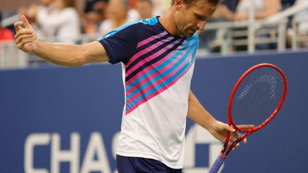 ATP-Tour: Peter Gojowczyk scheidet im Halbfinale aus - Bildquelle: AFPGETTY IMAGES NORTH AMERICASIDSARAH STIER