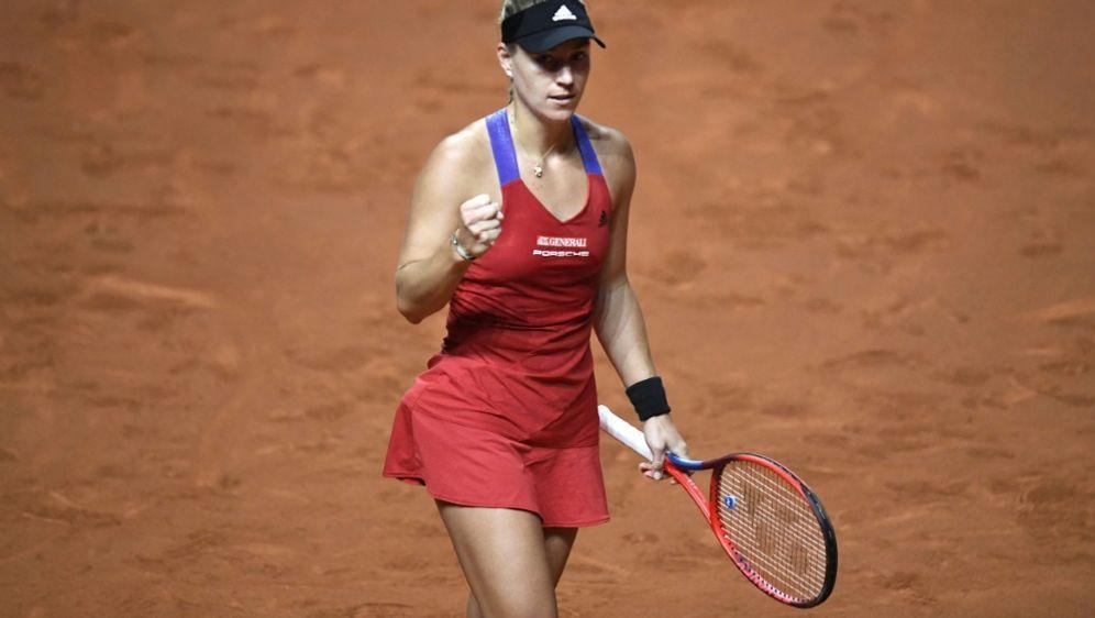 Angelique Kerber startet beim WTA-Turnier in Berlin - Bildquelle: AFPSIDTHOMAS KIENZLE