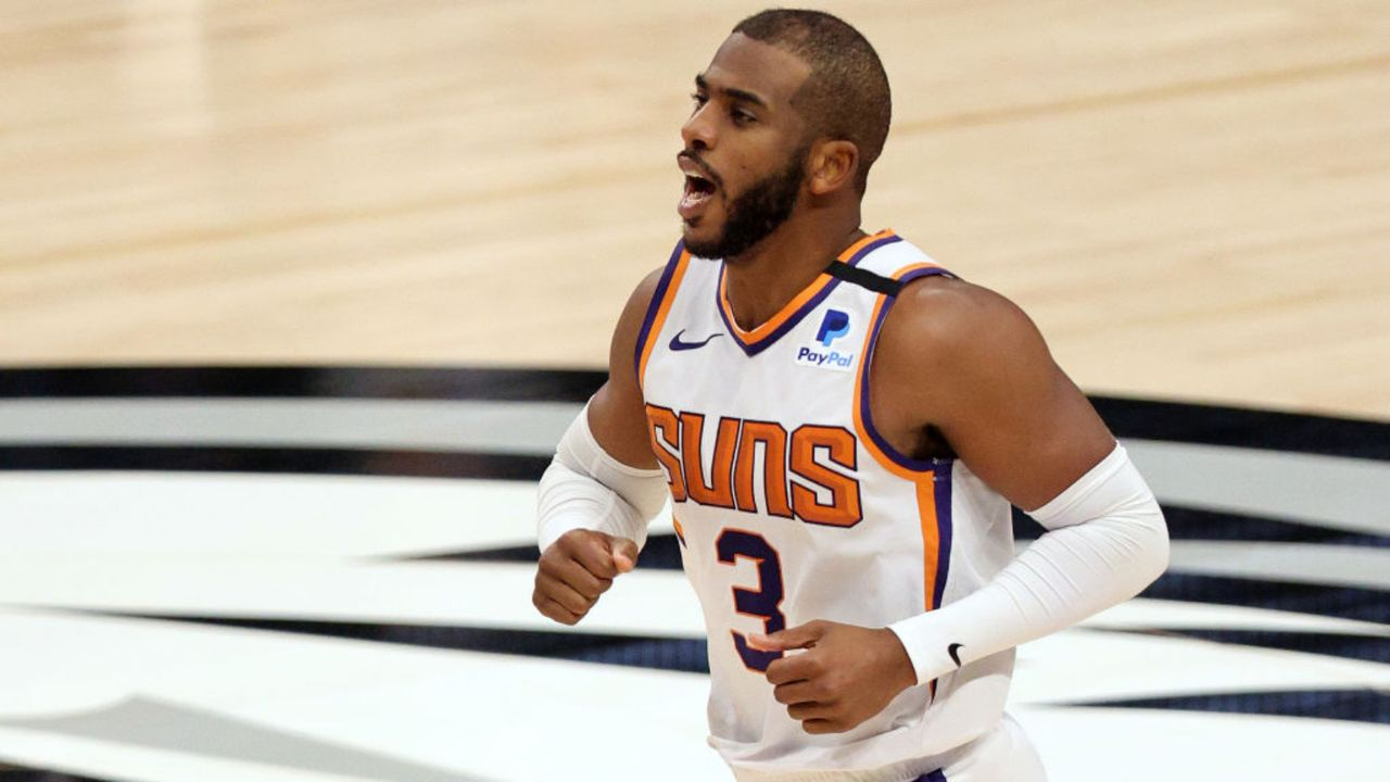 Chris Paul (Phoenix Suns) - Bildquelle: Getty