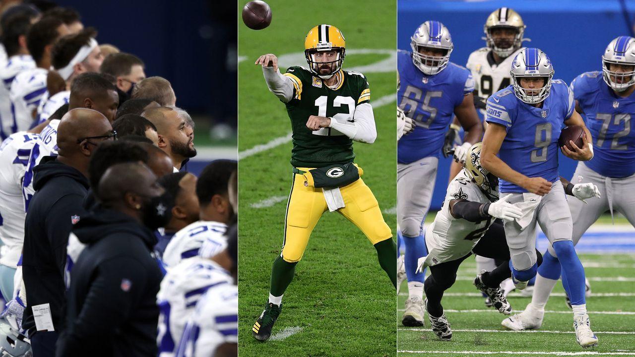 NFL 2020: Gewinner und Verlierer in Woche 4 - Bildquelle: Getty
