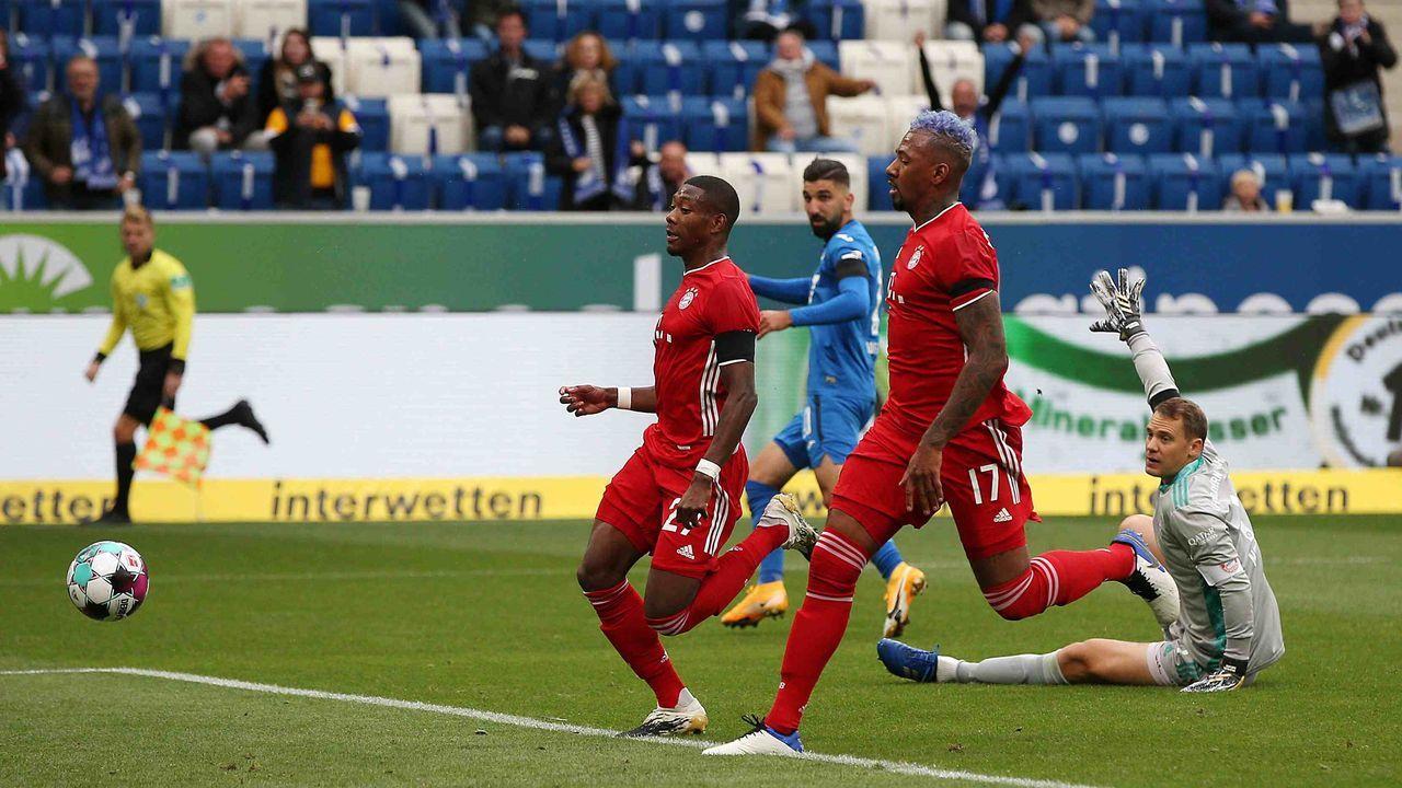 Der FC Bayern gegen 1899 Hoffenheim in der Einzelkritik
