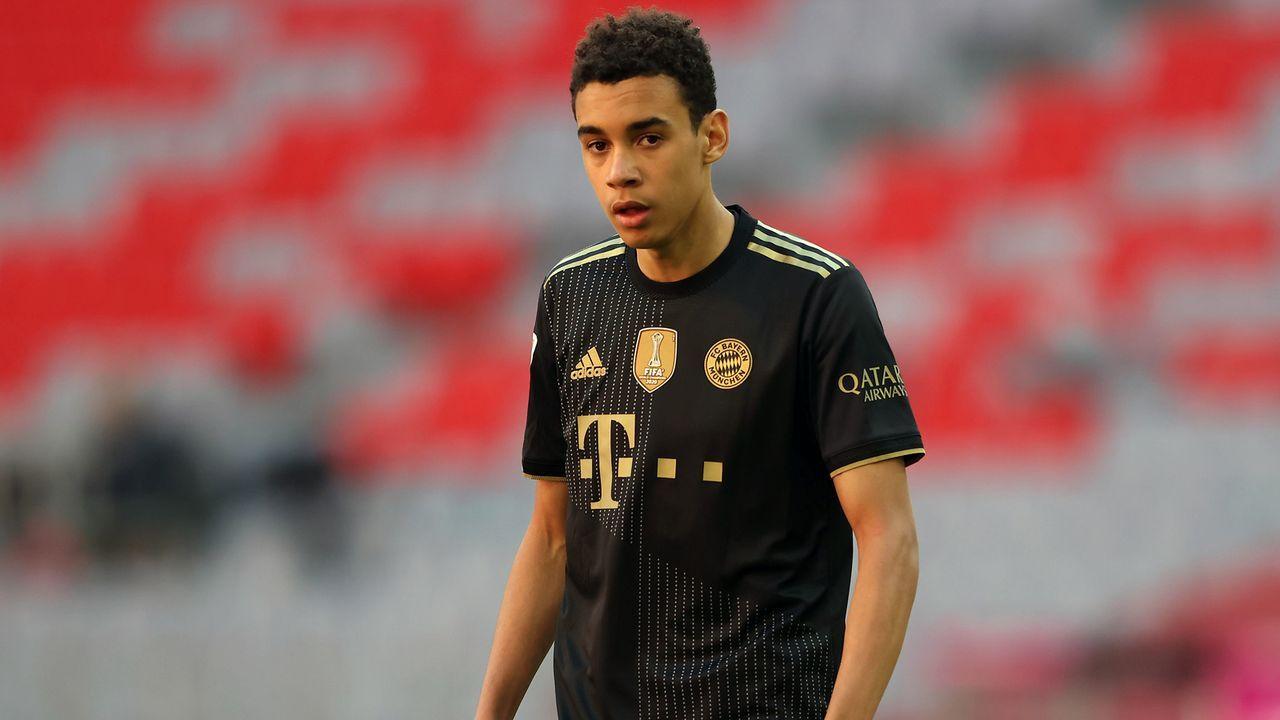 Jamal Musiala (FC Bayern München) - Bildquelle: Getty Images