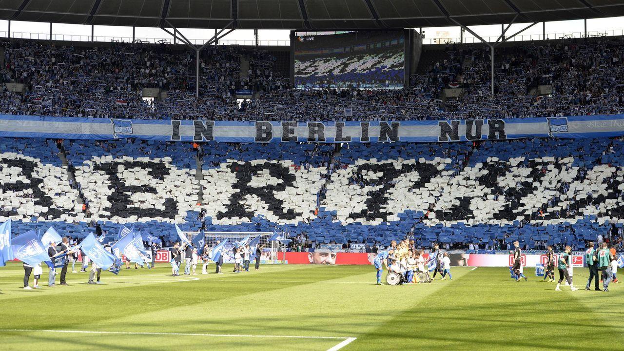 Hertha BSC - Bildquelle: imago images / Sven Simon