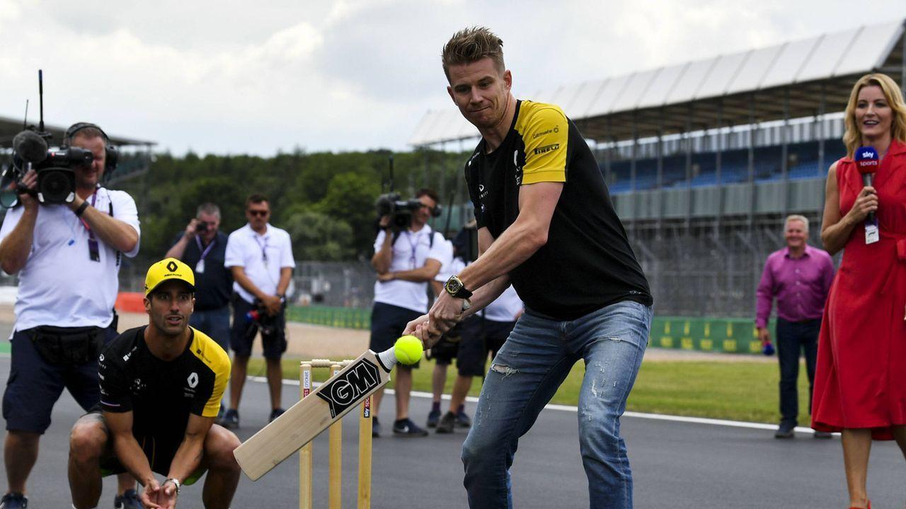 Nico Hülkenberg (Renault) - Bildquelle: imago images / Motorsport Images