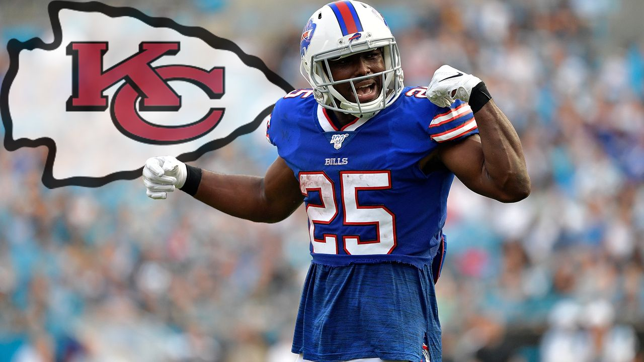 LeSean McCoy (Kansas City Chiefs) - Bildquelle: 2019 Getty Images