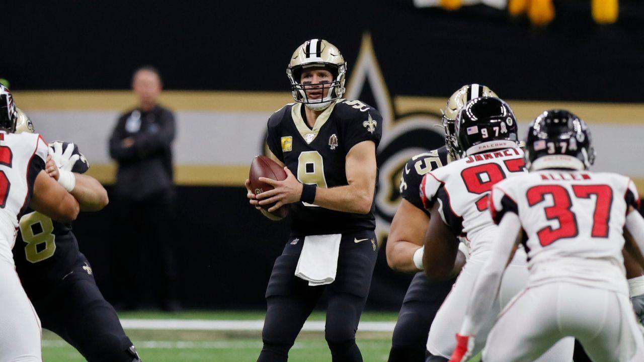 Verlierer: O-Line der New Orleans Saints  - Bildquelle: imago