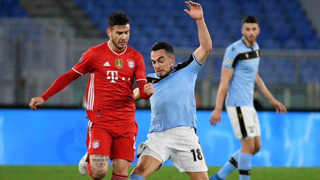 3. Bayern ist auswärts in der Champions League eine Macht - Bildquelle: 2021 Getty Images