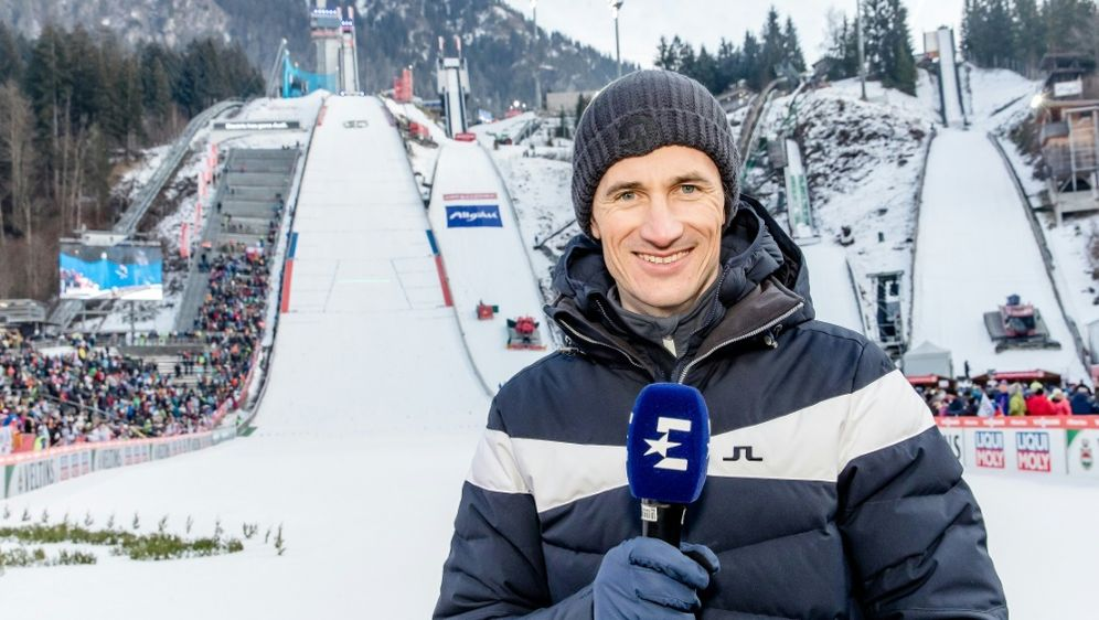 Bleibt weiterhin Experte für Eurosport: Martin Schmitt - Bildquelle: OBSEUROSPORTOBSEUROSPORTSIDNadine Rupp  Ruppografie