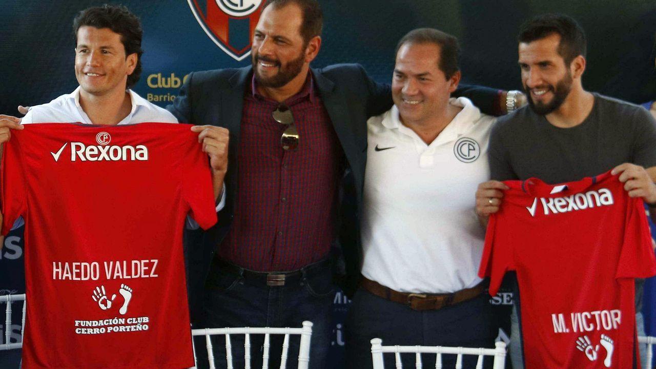 Nelson Valdez (Club Cerro Porteno) - Bildquelle: imago/Agencia EFE