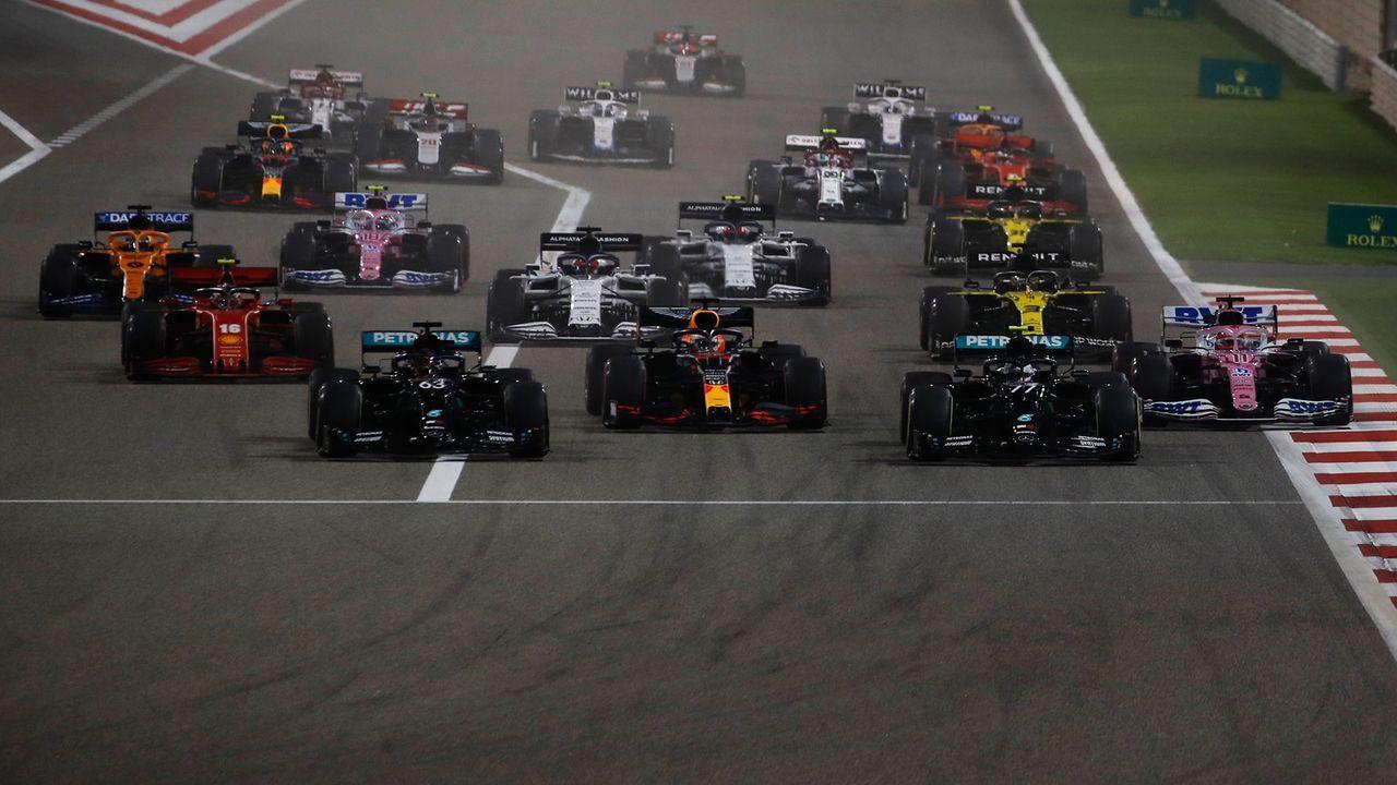 Formel 1 Gewinner