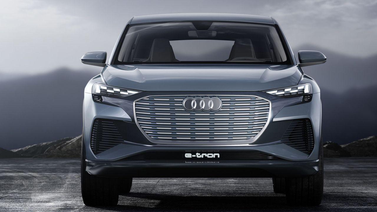 Audi Q4 e-tron  - Bildquelle: Audi