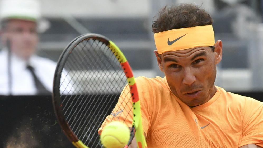 Nadal steht beim Masters in Rom im Halbfinale - Bildquelle: AFPSIDANDREAS SOLARO
