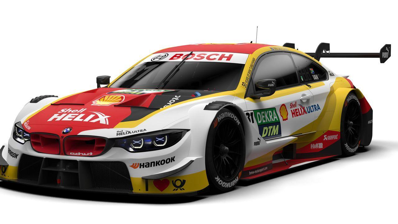 Sheldon van der Linde (BMW) - Bildquelle: BMW