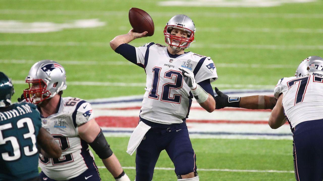 4. Rekord: Meiste Touchdown-Pässe - Bildquelle: Getty Images