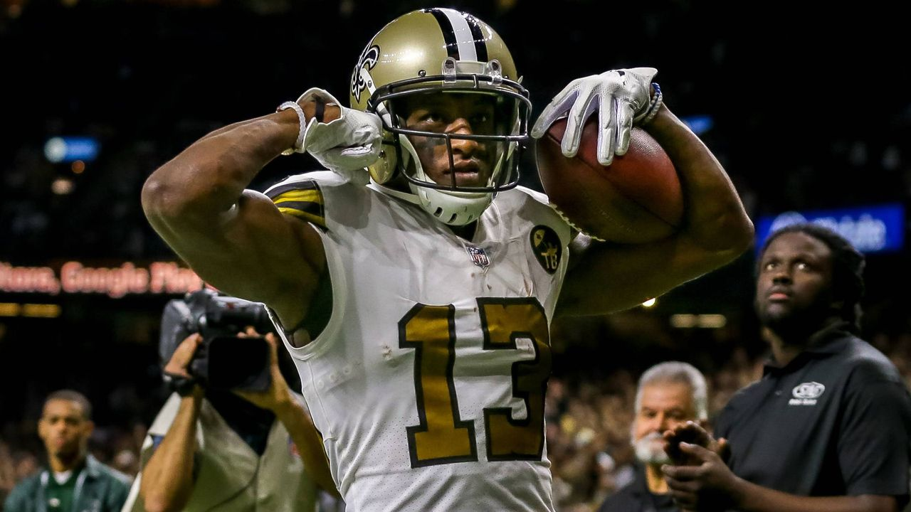 Platz 5: Michael Thomas (New Orleans Saints) - Bildquelle: imago