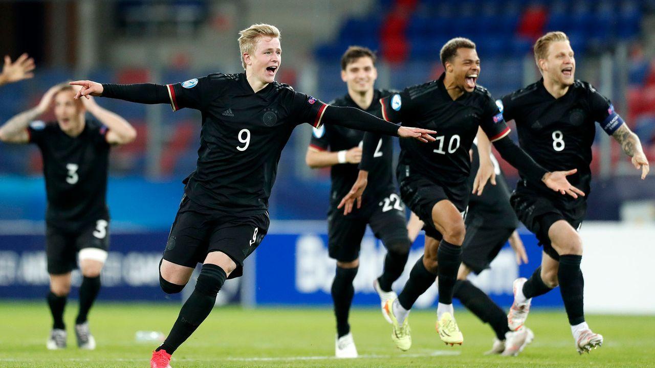 U21-EM: Der Weg der DFB-Auswahl in das Finale - Bildquelle: Getty Images
