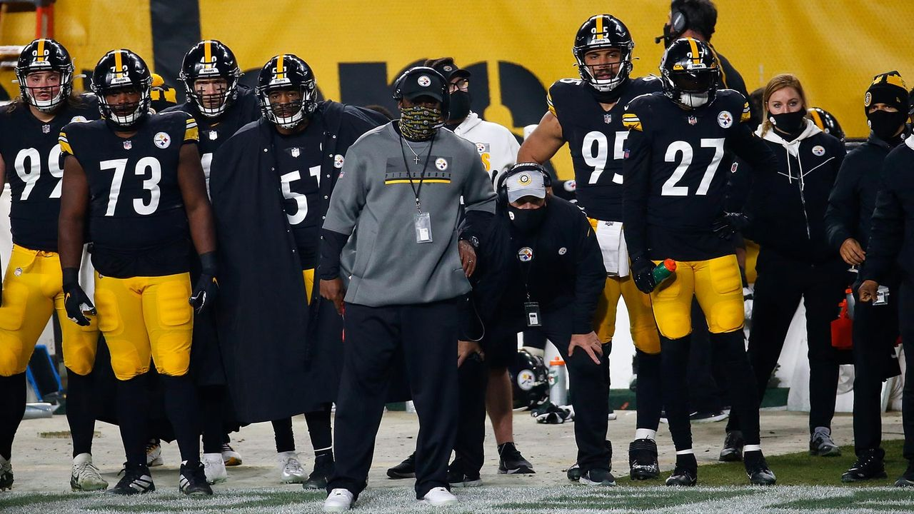 Platz 21 - Pittsburgh Steelers - Bildquelle: 2021 Getty Images