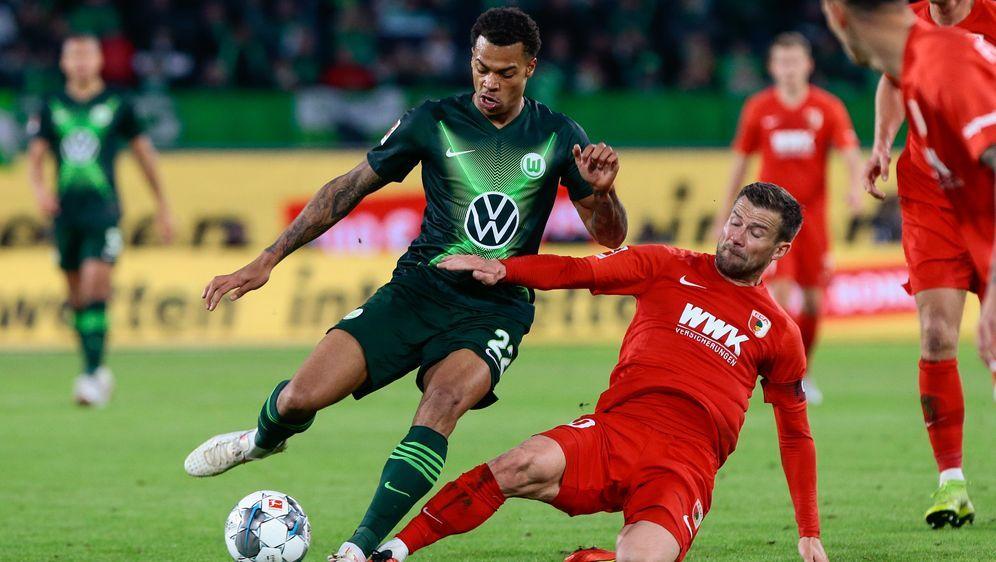 Wolfsburg und Augsburg trennten sich mit torlosem Remis - Bildquelle: imago
