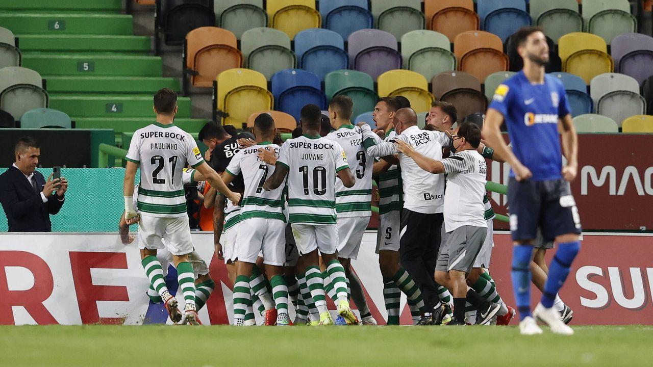 Sporting Lissabon (Portugal) - Bildquelle: Imago