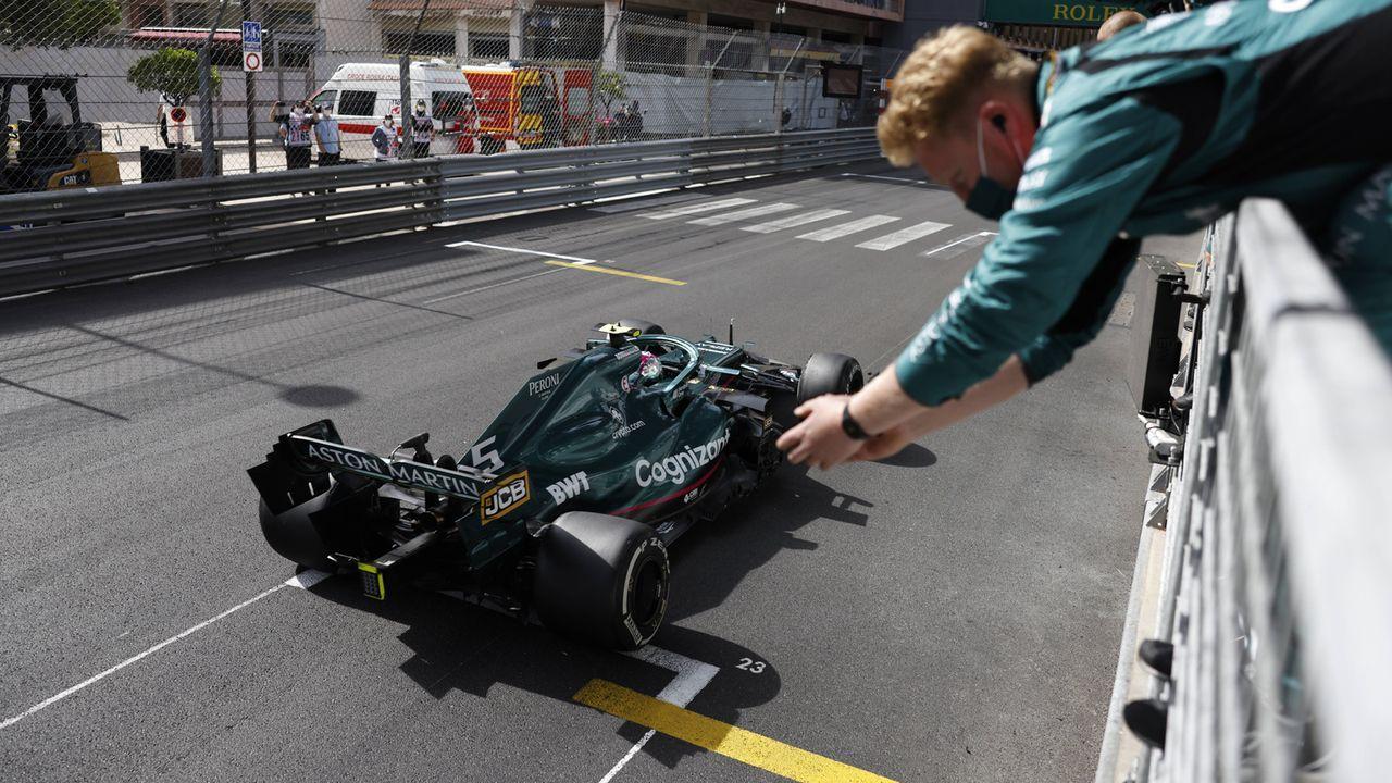 Gewinner: Sebastian Vettel - Bildquelle: imago images/Motorsport Images