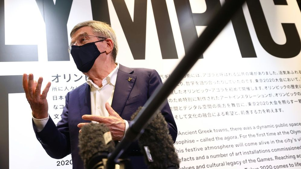 Seit 2013 ist Thomas Bach IOC-Präsident - Bildquelle: AFPPOOLAFPISSEI KATO