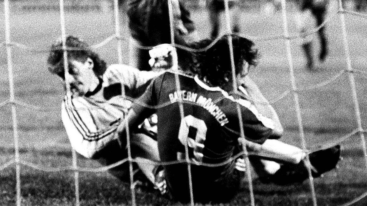 Saison 1986/87 - Bildquelle: imago/WEREK