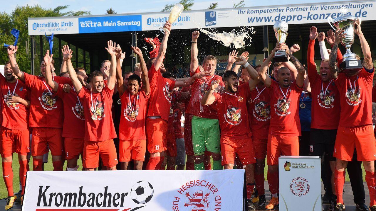 TSV Steinbach (4. Liga) - Bildquelle: imago/Hartenfelser