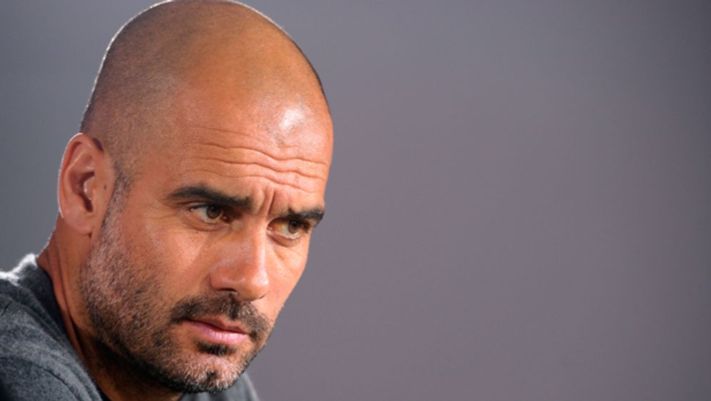 Pep Guardiola - Bildquelle: 2015 Getty Images