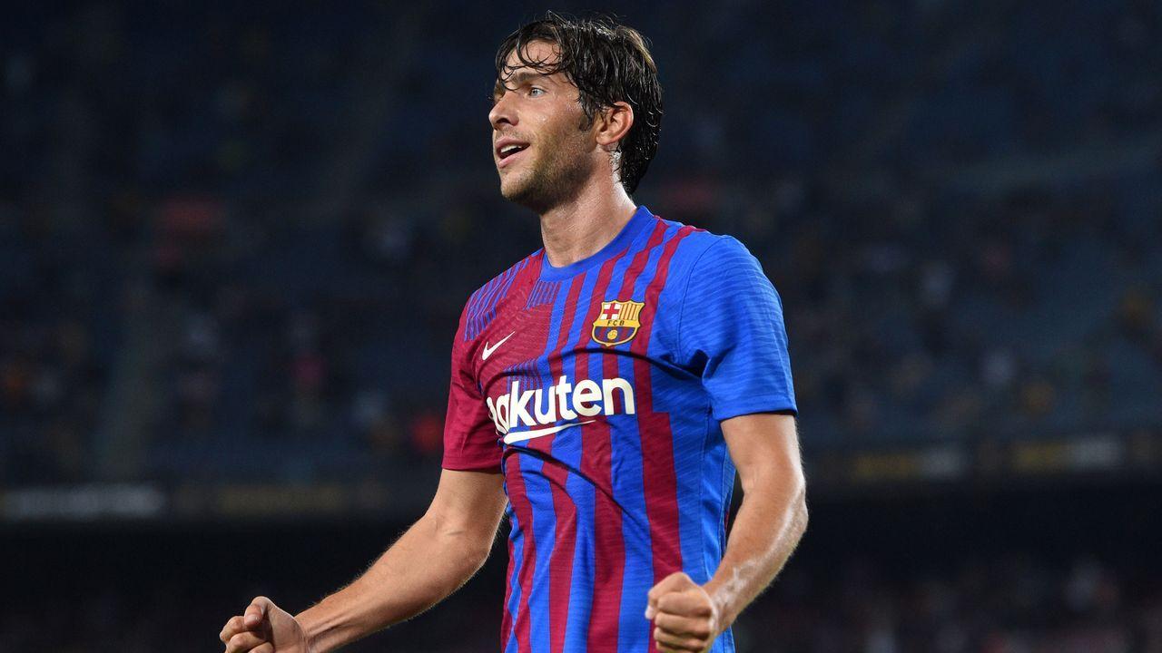 Sergi Roberto (FC Barcelona) - Bildquelle: 2021 Getty Images