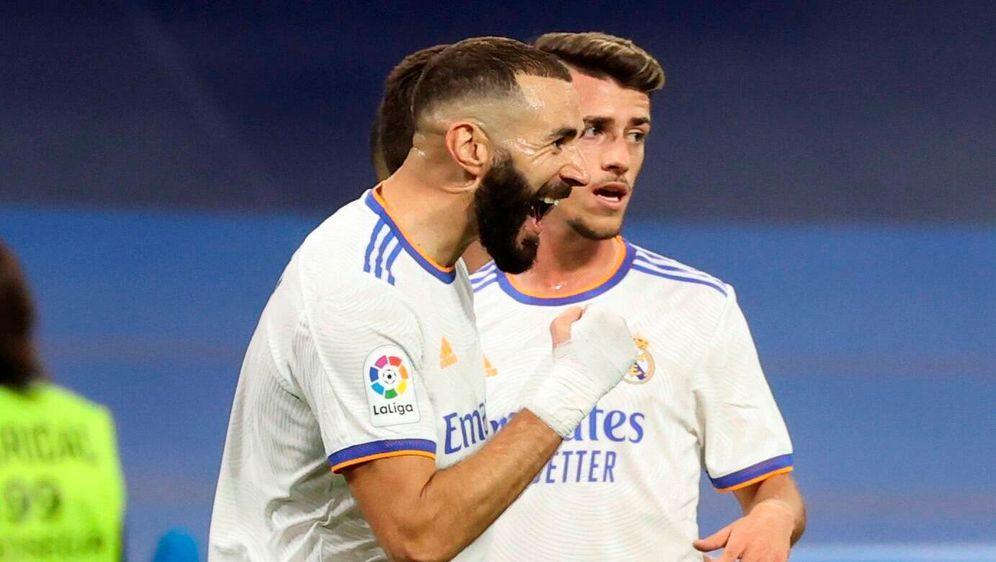 Real Madrid hat die Tabellenspitze zurückerobert - Bildquelle: AFPSIDGABRIEL BOUYS