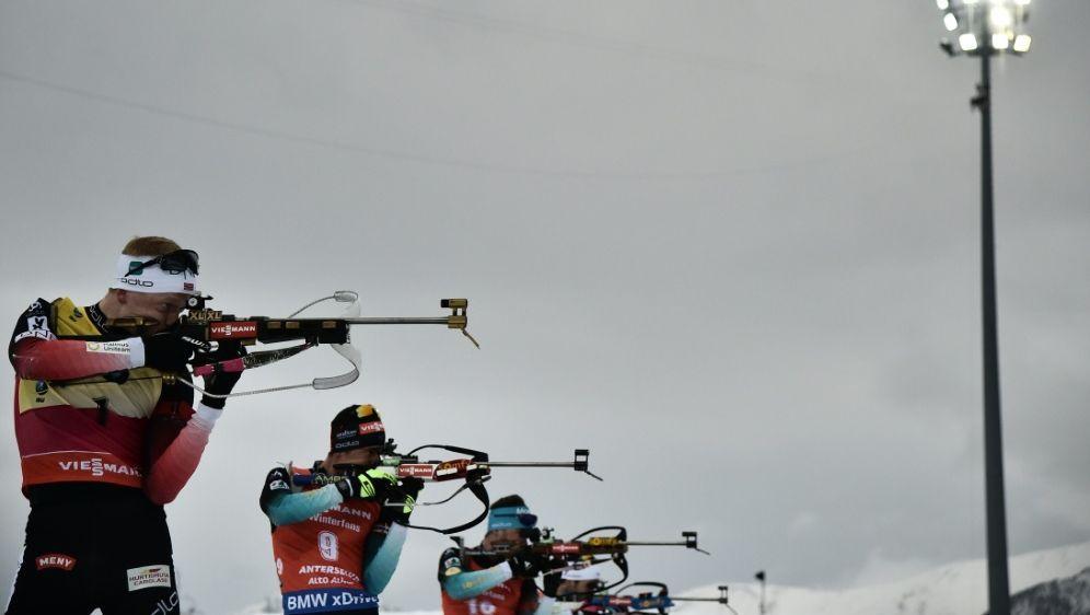 Kontiolahti: Coronafall im russischen Biathlon-Team - Bildquelle: AFPSIDMARCO BERTORELLO