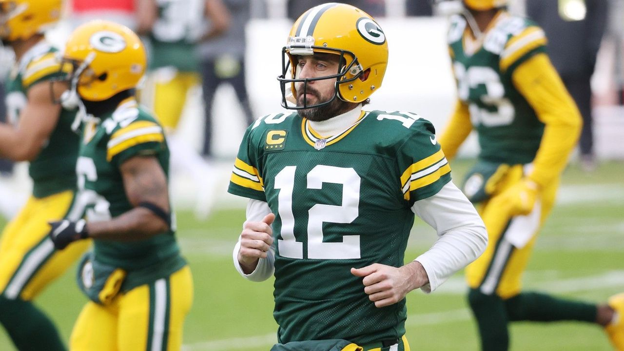 Aaron Rodgers (Green Bay Packers) - Bildquelle: Getty Images