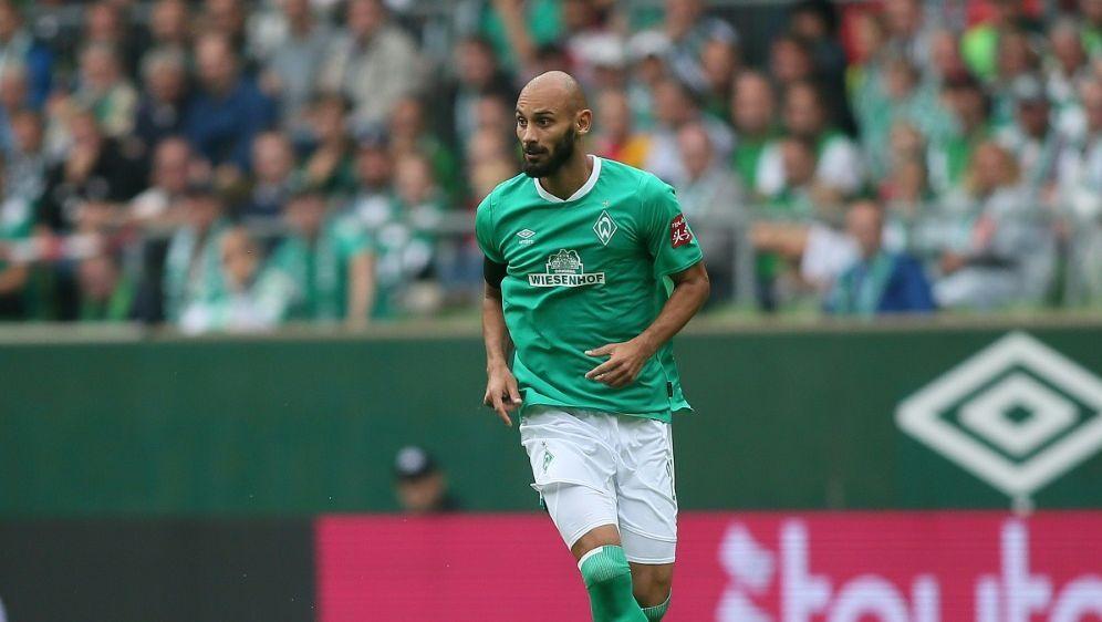 Toprak fehlt Bremen im Spiel in Frankfurt - Bildquelle: FIROFIROSID