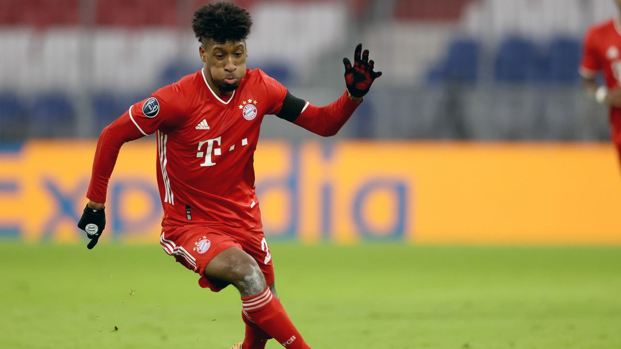 Kingsley Coman (FC Bayern München) - Bildquelle: 2020 Getty Images
