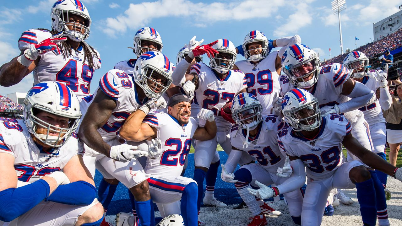 Platz 7: Buffalo Bills - Bildquelle: 2019 Getty Images
