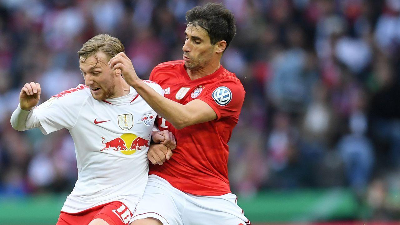 Javi Martinez (FC Bayern München) - Bildquelle: Getty