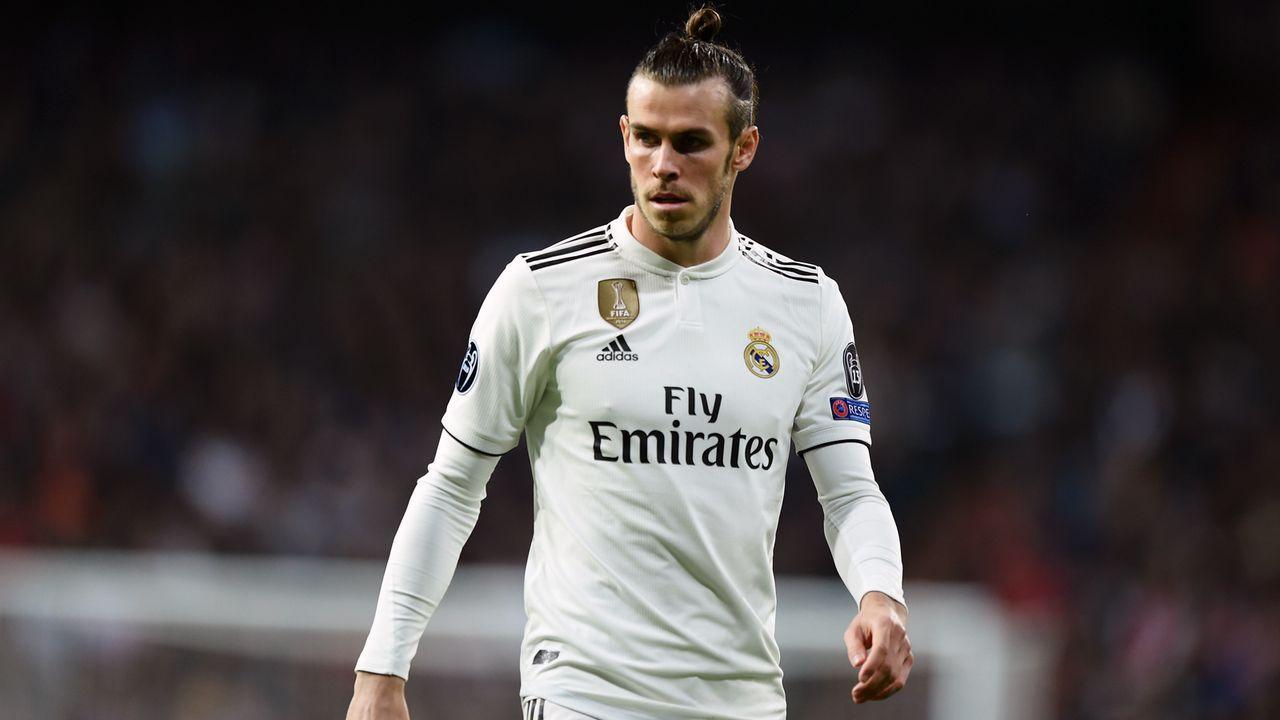 Platz 1 - Gareth Bale - Bildquelle: 2019 Getty Images