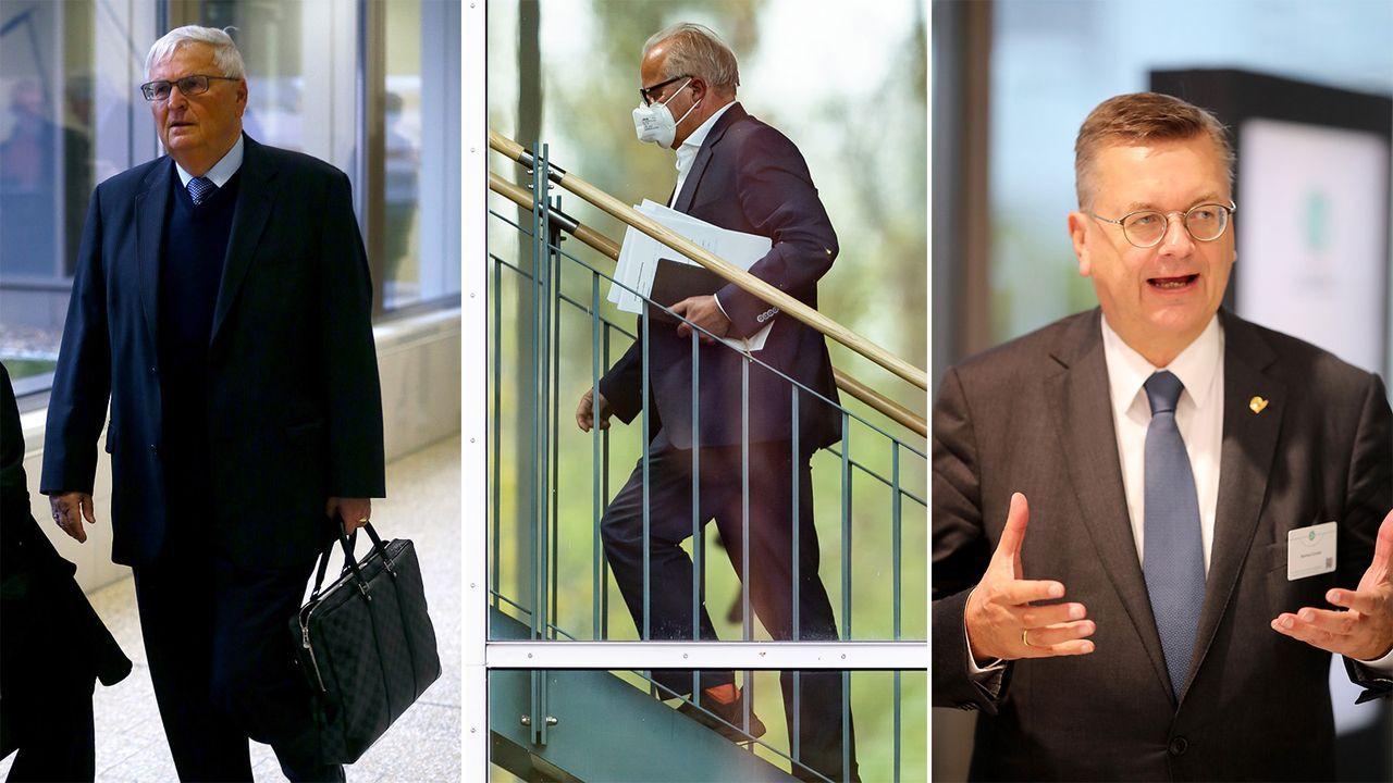 DFB-Führung in Verruf - Bildquelle: Getty Images