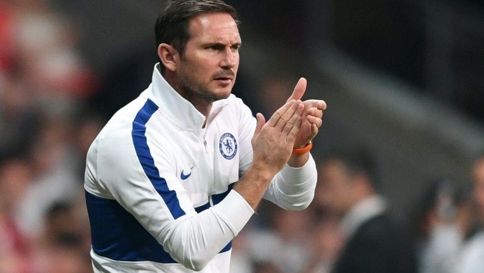 Lampard und Chelsea bezwingen Aufsteiger Norwich 3:2 - Bildquelle: AFPSIDOZAN KOSE