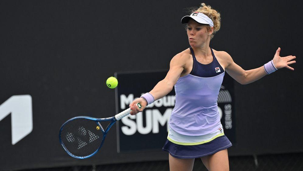 Schweres Los für Siegemund bei den Australian Open - Bildquelle: AFPSIDWILLIAM WEST
