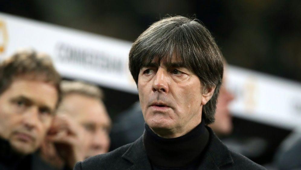 Joachim Löw hofft auf Länderspiele im Juni - Bildquelle: PIXATHLONPIXATHLONSID