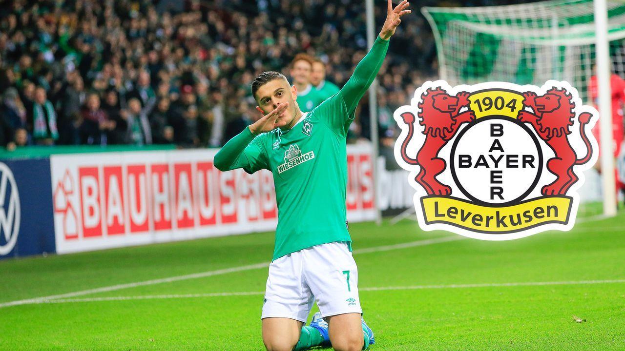 Milot Rashica (SV Werder Bremen) - Bildquelle: Getty Images