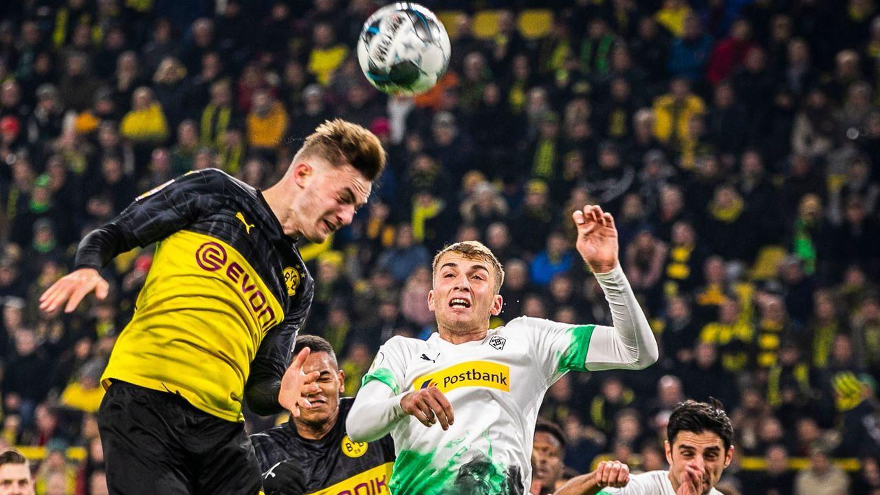 Jordan Beyer (Borussia Mönchengladbach) - Bildquelle: imago