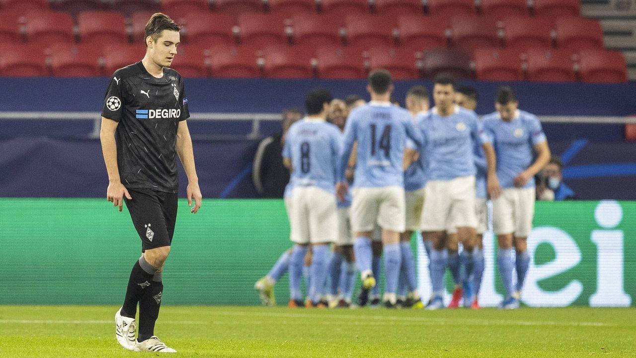 Borussia Mönchengladbach in der Einzelkritik - Bildquelle: imago