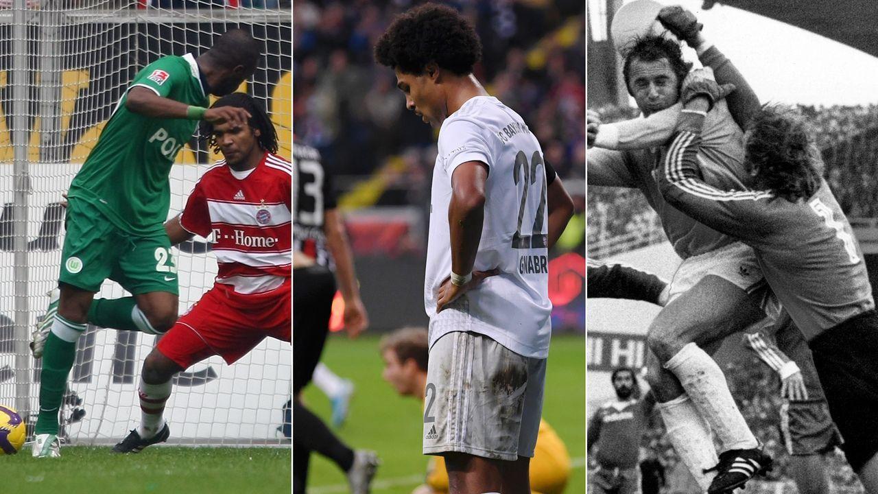 Bundesliga: Die höchsten Niederlagen des FC Bayern München - Bildquelle: Imago/Getty Images
