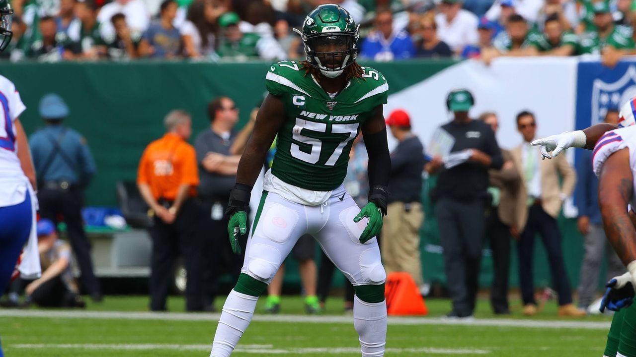 C.J. Mosley (New York Jets) - Bildquelle: imago