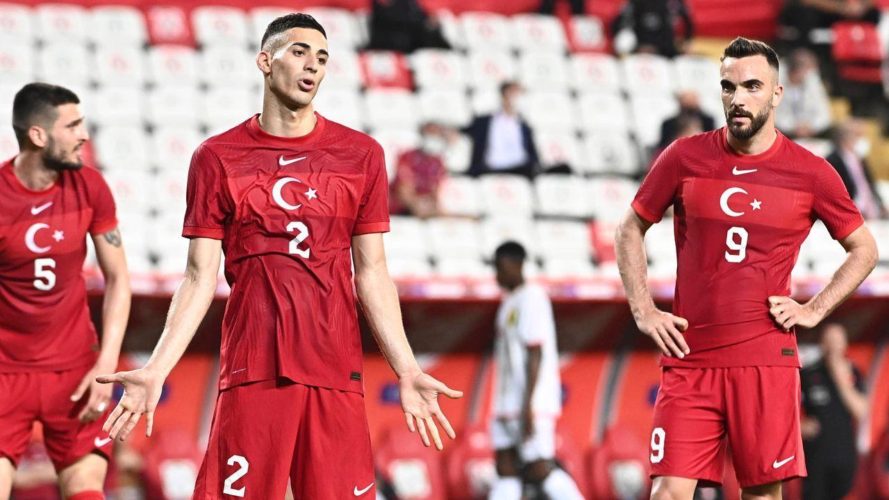 Viertelfinale gegen die Türkei - Bildquelle: 2021 imago