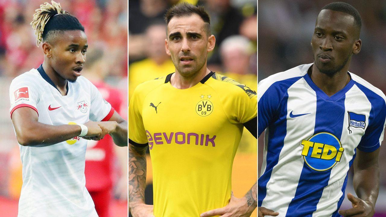 Bundesliga: Diese Neuzugänge trafen sofort bei ihrem Debüt in der Saison 2019/20 - Bildquelle: Imago
