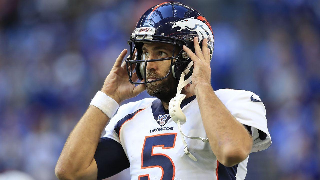 Joe Flacco (Denver Broncos) - Bildquelle: Getty Images