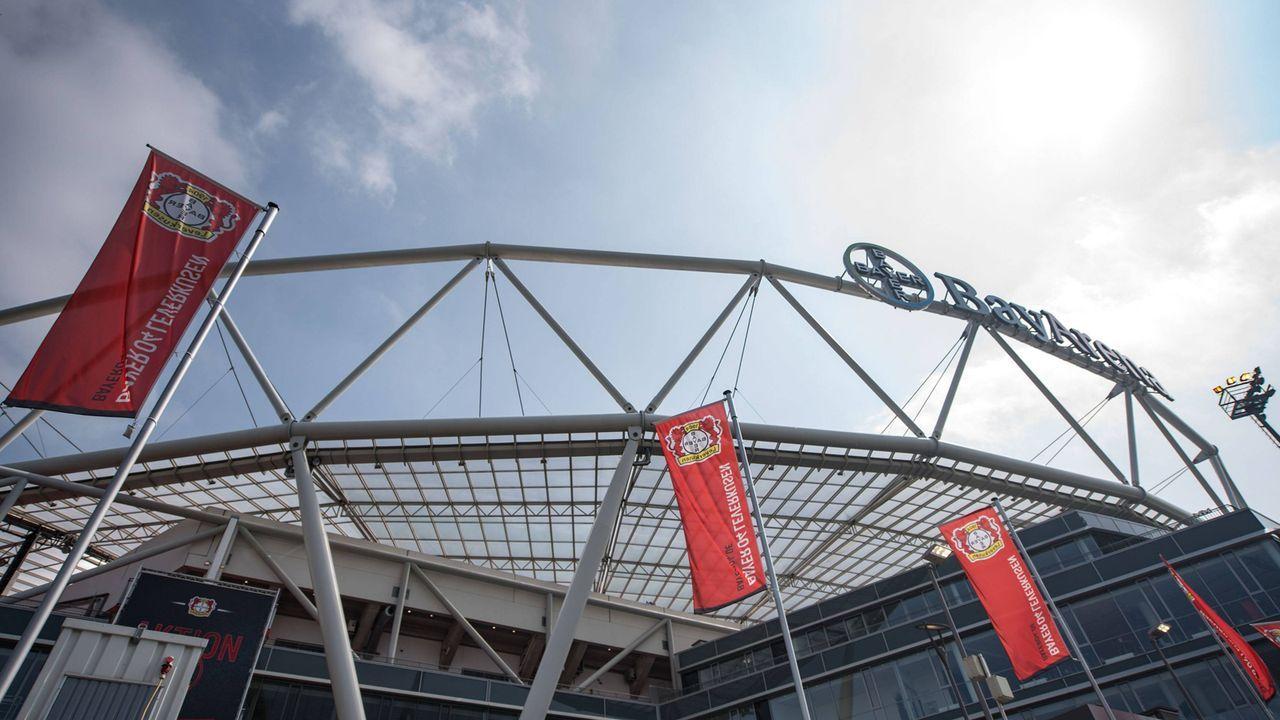 Platz 3: Bayer 04 Leverkusen  - Bildquelle: imago/Jan Huebner